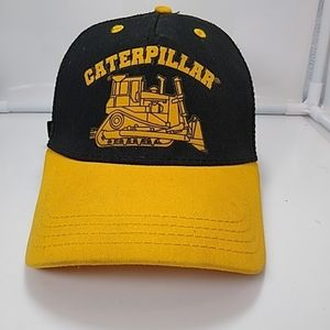Caterpillar Rare Trucker Cap